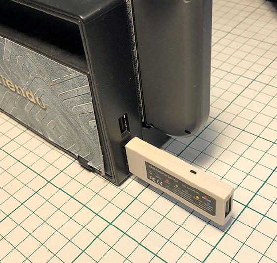 Docking Station USB port