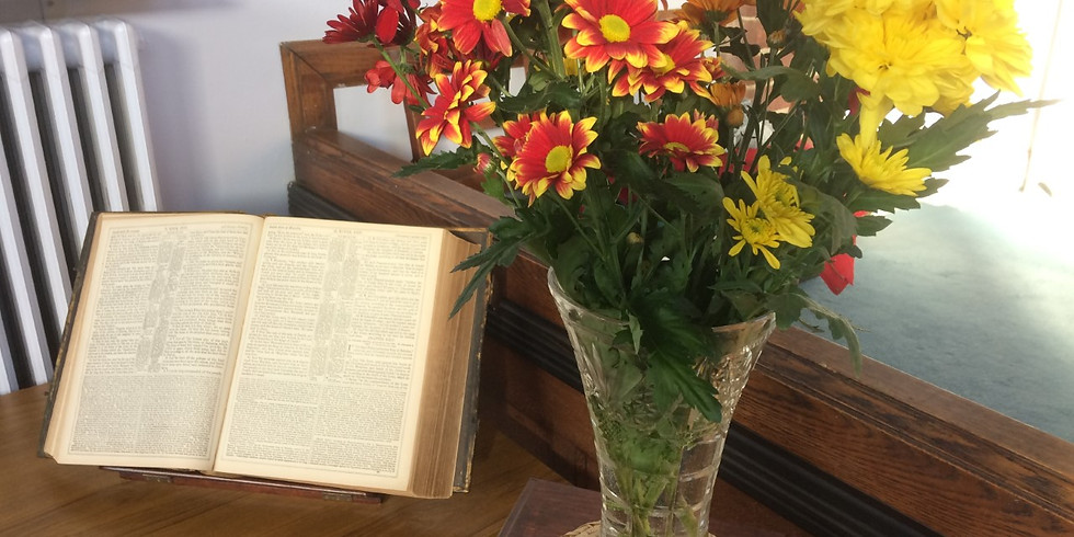 Bible Study- November