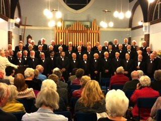 Wigston Male Voice Choir