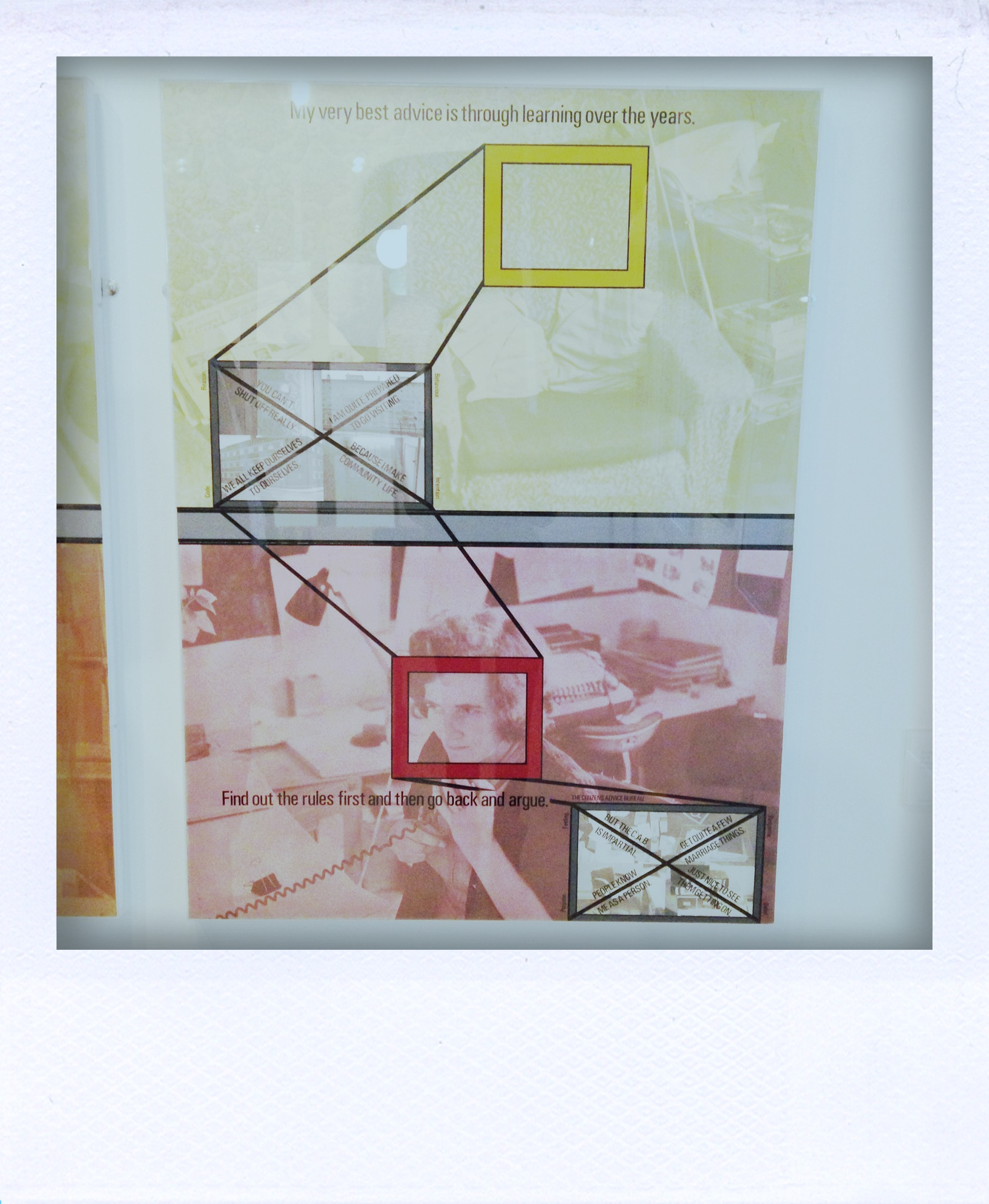 Polaroids perspectives