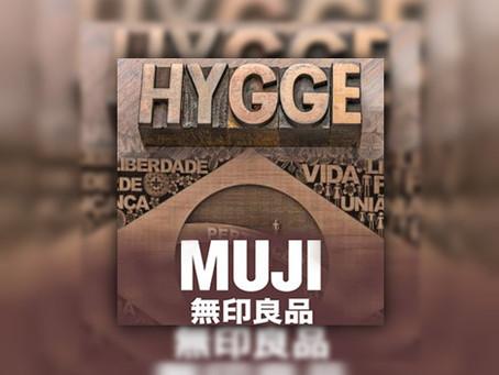 Muji e Hygge: Design japonês e nórdico