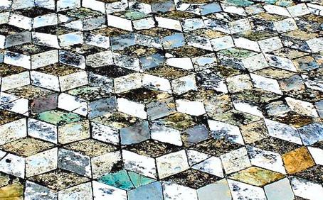 A textura e a química dos supermateriais
