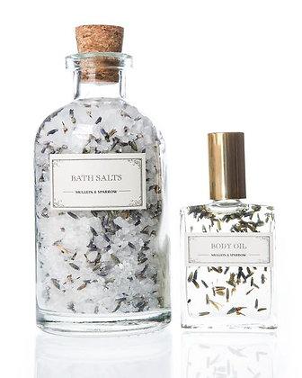 Mullein & Sparrow - Lavender Gift Set