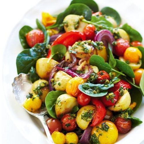 In the Mix - Roast Vegetable Salad (available in medium or large)