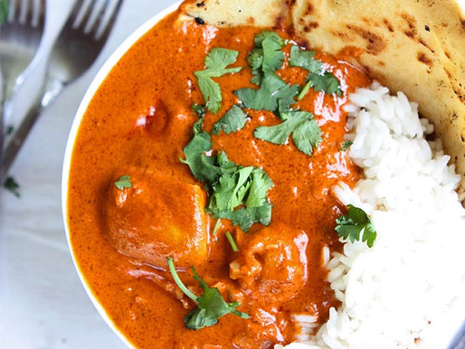 30 MINUTE BUTTER CHICKEN