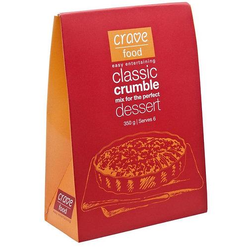 Crave Classic crumble mix