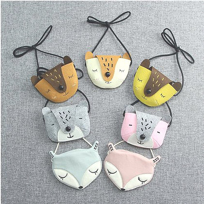Animal Cotton Bags
