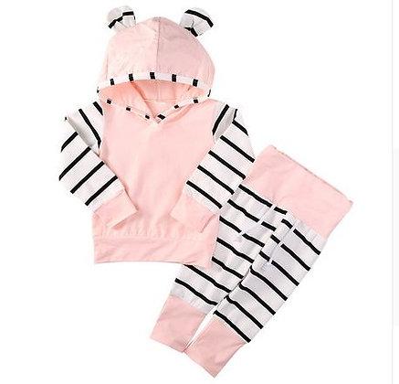 Pink 2 piece Set