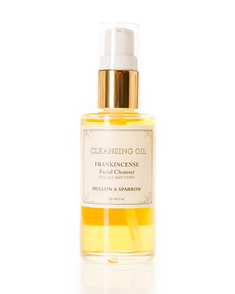 Mullein & Sparrow - Cleansing Oil