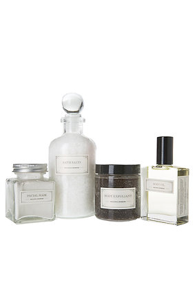 Mullein & Sparrow - Pampering Body Care Gift Set