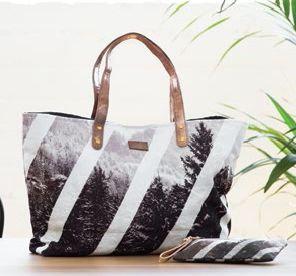 Strike Shopper Bag
