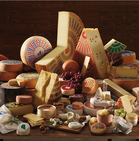 International Cheese Club