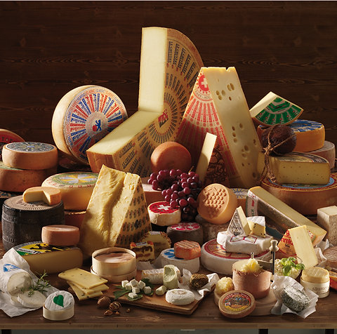 International Cheese Club