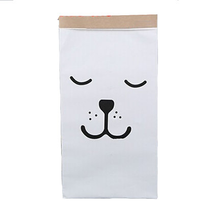 Toy Storage Bag - Sleepy Dog
