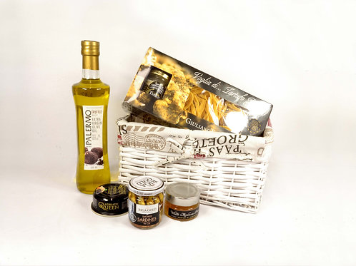 Extravagent Gift Basket for Him