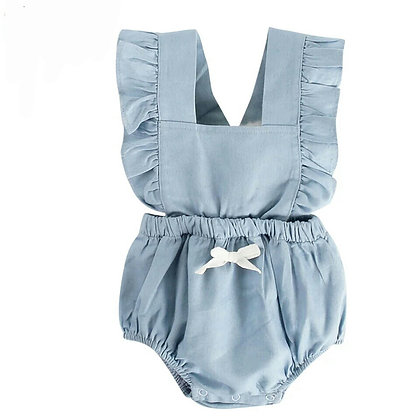 Nia Sky Playsuit