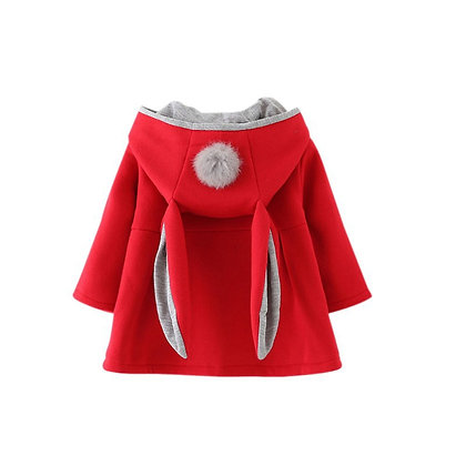 Red Bunny Jacket