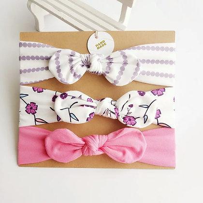 3 Knot Headbands