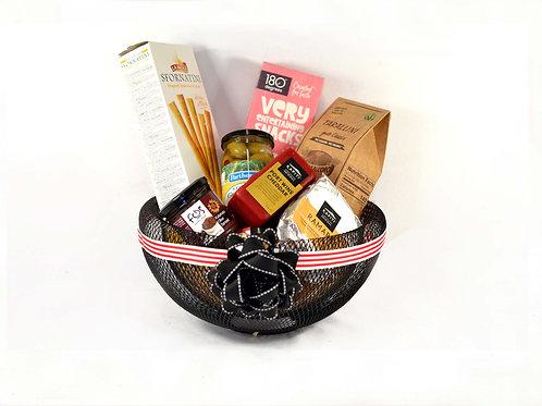 Cheese & AccompanimentGift Basket