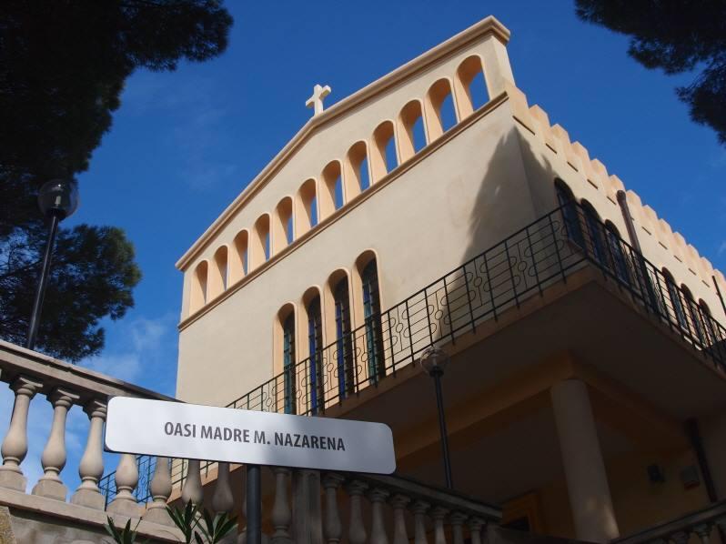 Santuario Guardia Faro Superiore