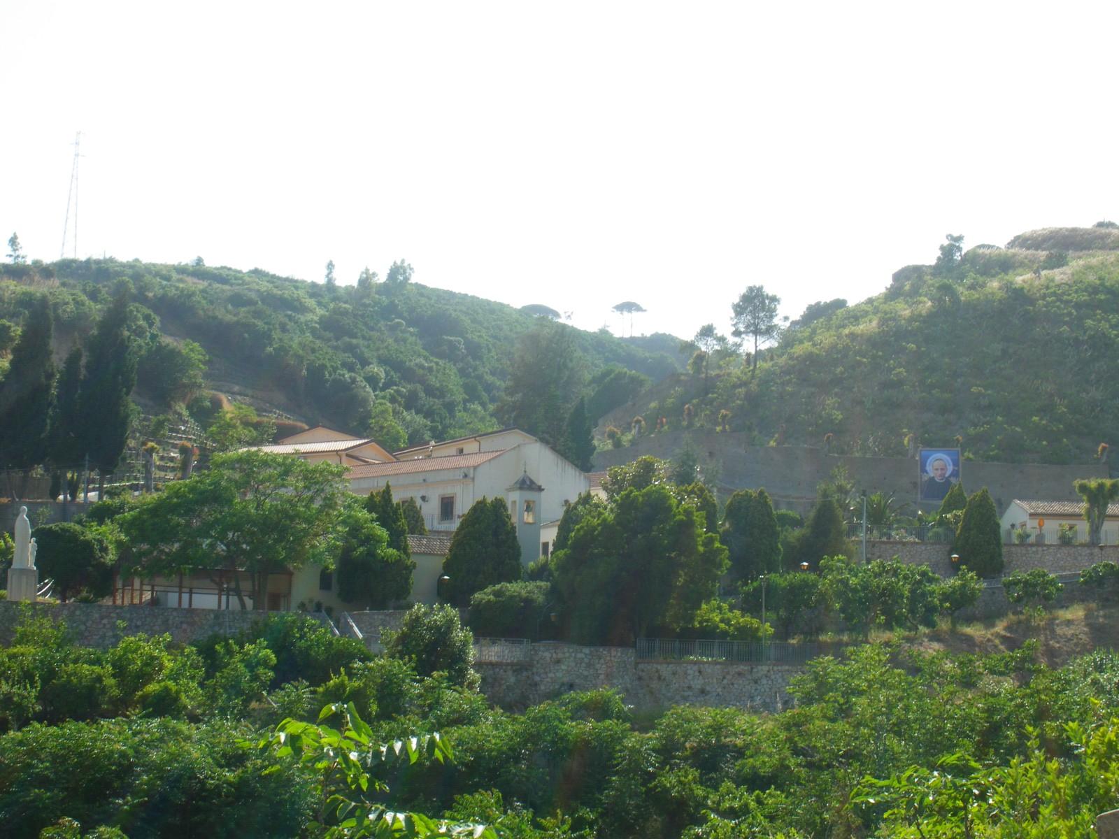 Santuario Guardia Messina Faro Sup.