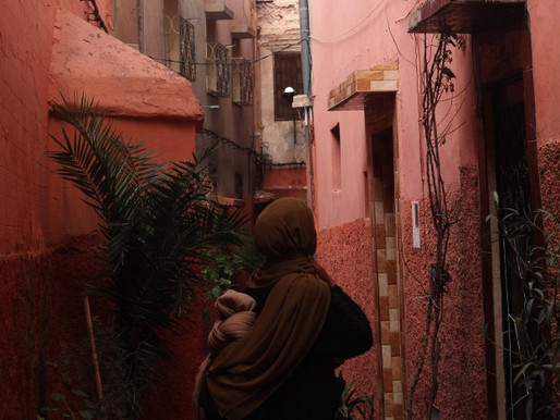 travel | travelling to morocco - a black woman's perspective