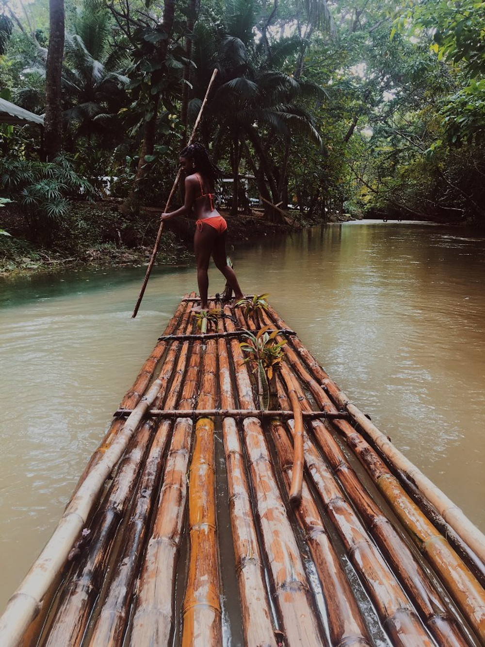 white river rafting jamaica Ocho Rios