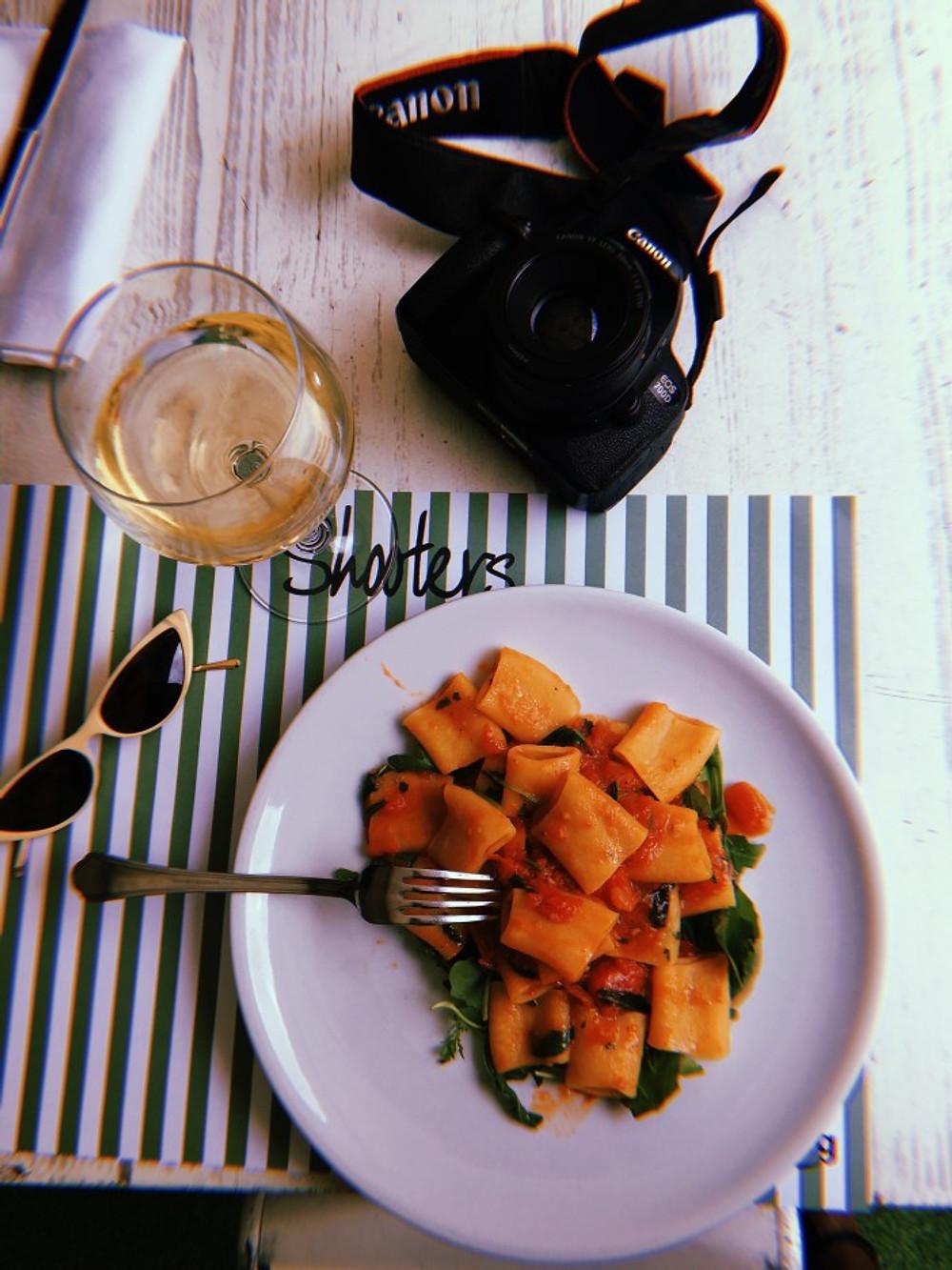 vegan in rome  travel diary