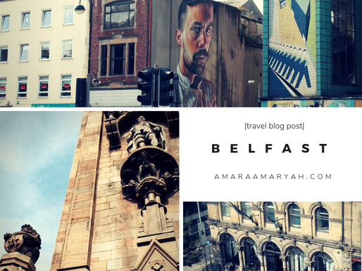 travel | revisiting belfast travel diary