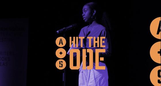 Hippodrome Young Poets showcase at Birmingham Literature Festival