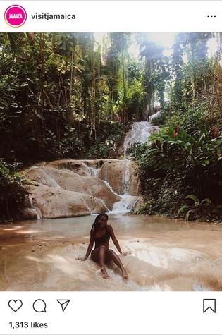 feature in Visit Jamaica platforms