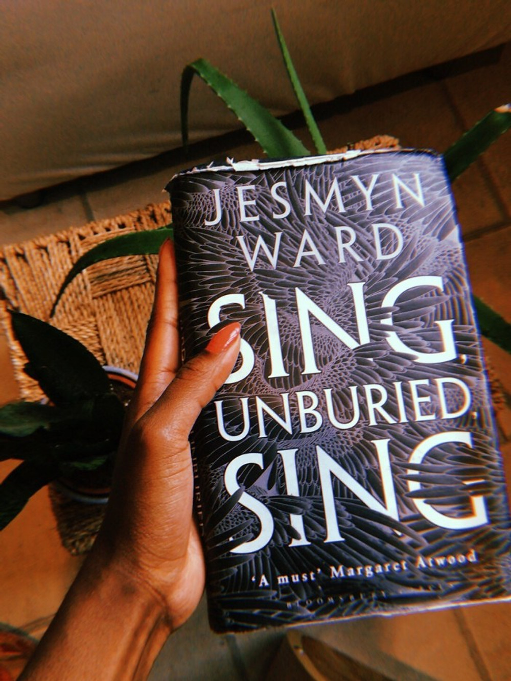 jesmyn ward sing unburies sing book review