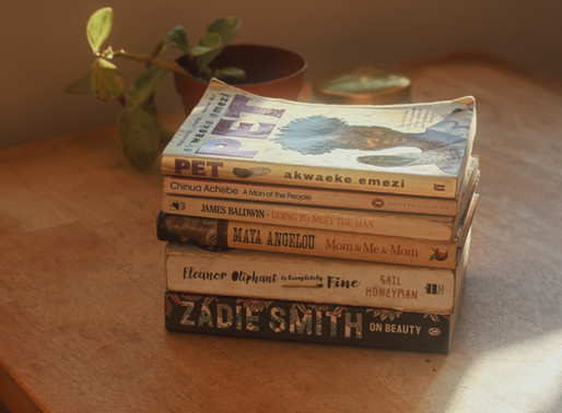 books | what i've been reading during lockdown