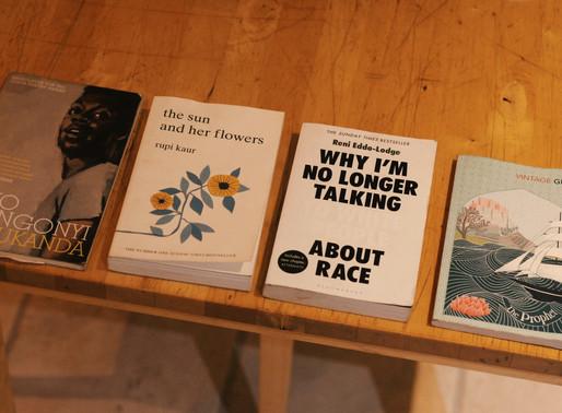 books | what i've been reading lately – Kayo Chingonyi, Rupi Kaur + more