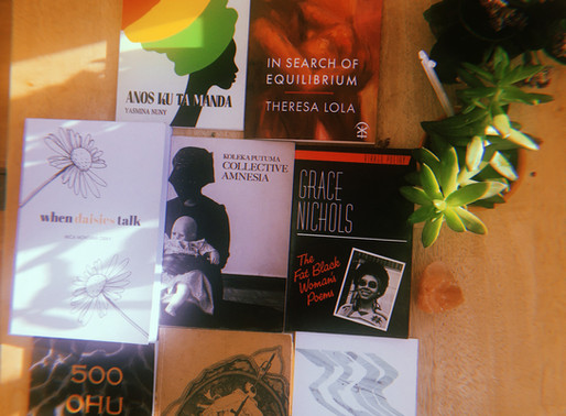books | black history month poetry reading