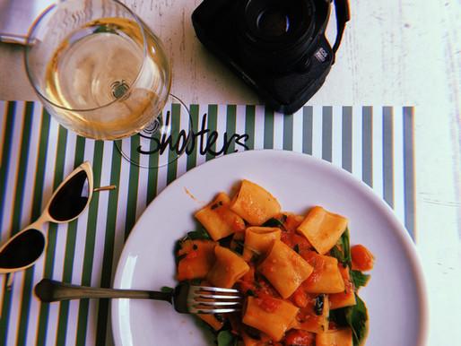 travel | what I ate in Rome/ vegan in Rome!