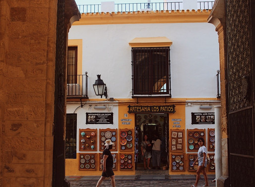 travel diary | córdoba spain photo diary