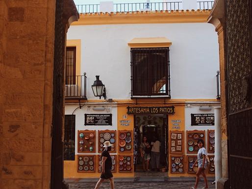 travel diary | córdoba spain photo diary