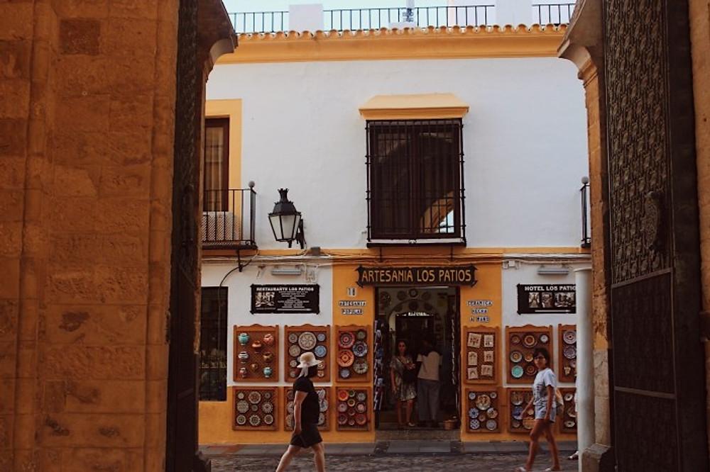 Cordoba spain europe travel