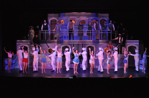 Anything Goes- Reagle Music Theatre