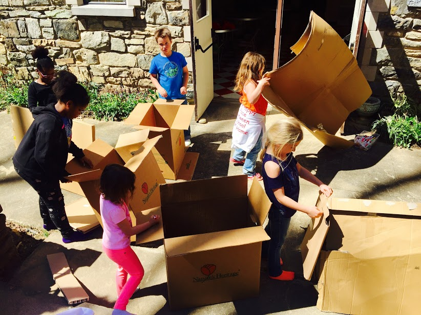Building with Big Boxes