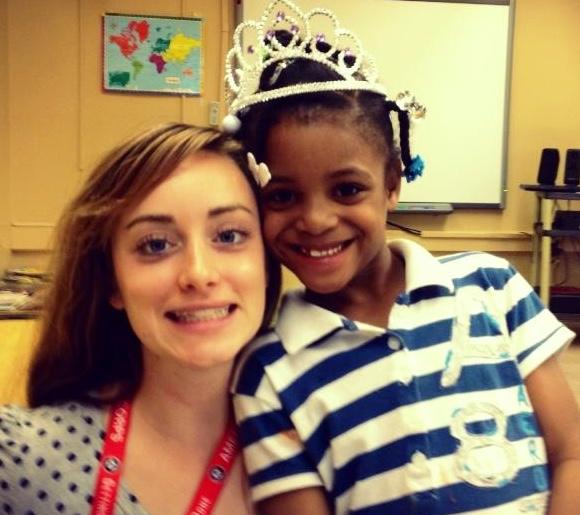 Two princesses!