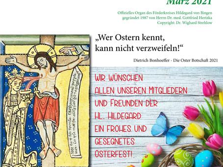 St. Hildegard Brief 110