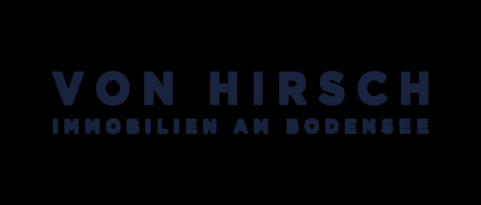 Von Hirsch Immobilien Logo