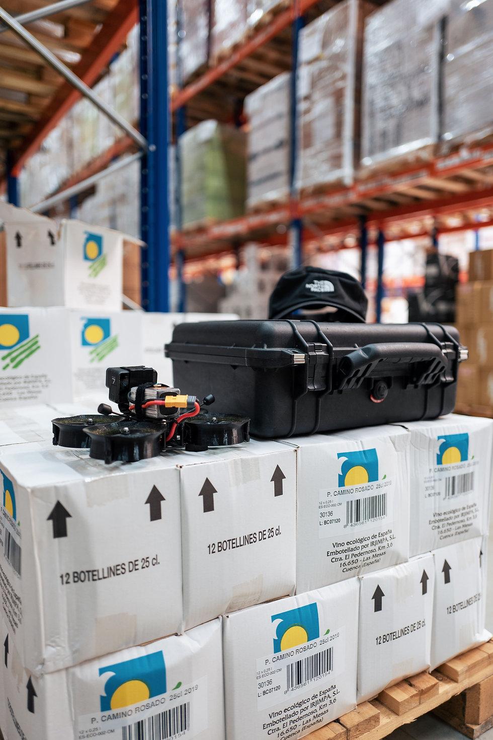 FImprodktin mit der Drohne oder FPV-Racing Drohnen. Filmproduktion Konstanz Baden-Württemberg