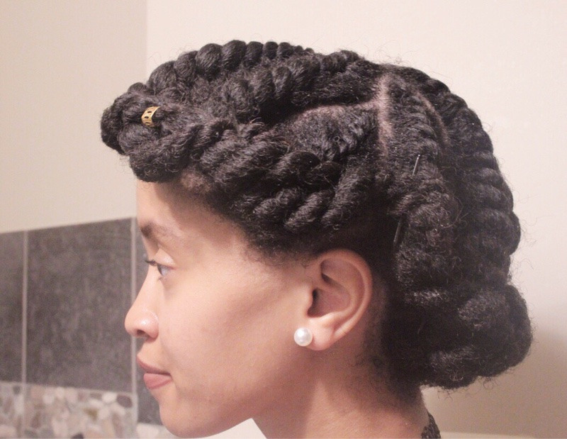 Properly Taking Care Of Your Natural Hair While Protective Styling