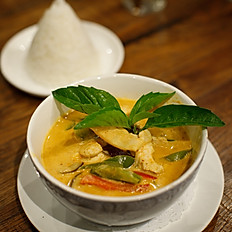 *RED CURRY (GF)