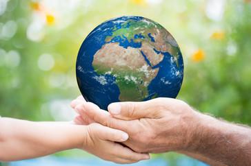 Achtung vor unserem Lebensraum