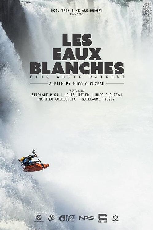 DVD Les eaux blanches - Hugo Clouzeau