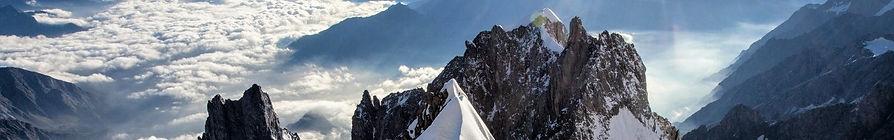 Tappe e date Montagna in Scena